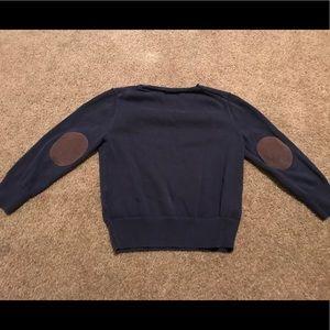 Ralph Lauren Shirts & Tops - Ralph Lauren sweater with elbow patches
